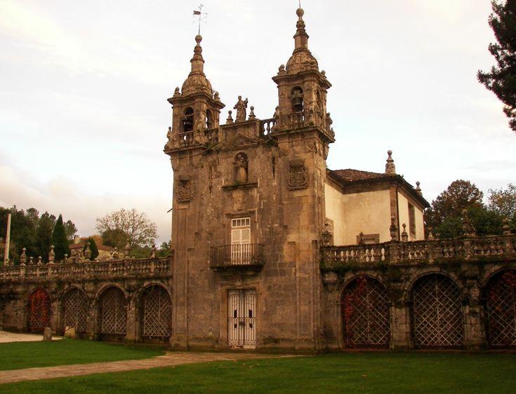 Primera entrega de la serie de artículos que trata sobre los lugares más bellos de la provincia de Pontevedra en España