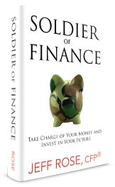 Invest $100K with Confidence (plus a link to how he'd invest $1M by Jeff Rose, Soldier of Finance
