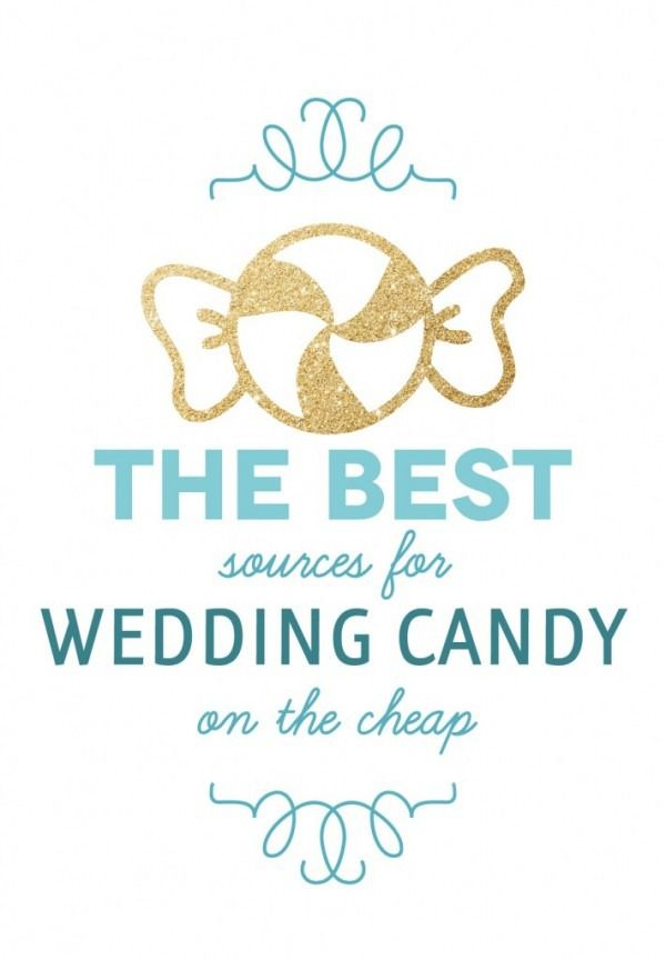 best sources for wedding candy copy