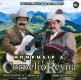 Homenaje A Cornelio Reyna [CD], DSA 8973