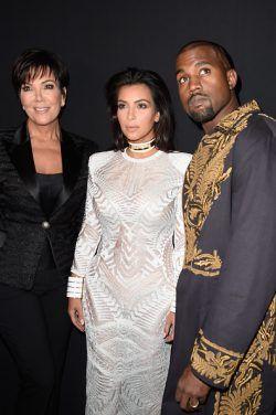 awesome Kris Jenner Telling Kim Kardashian To Divorce Kanye West?