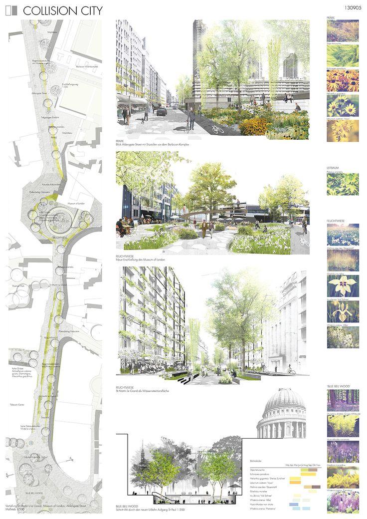 Constantin Boes & Julia Ulrich (2014): Collision City, London (UK), via cometitionline.com