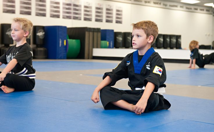 CONTROL - this skill helps students develop control over their body, mind, emotions, and more!