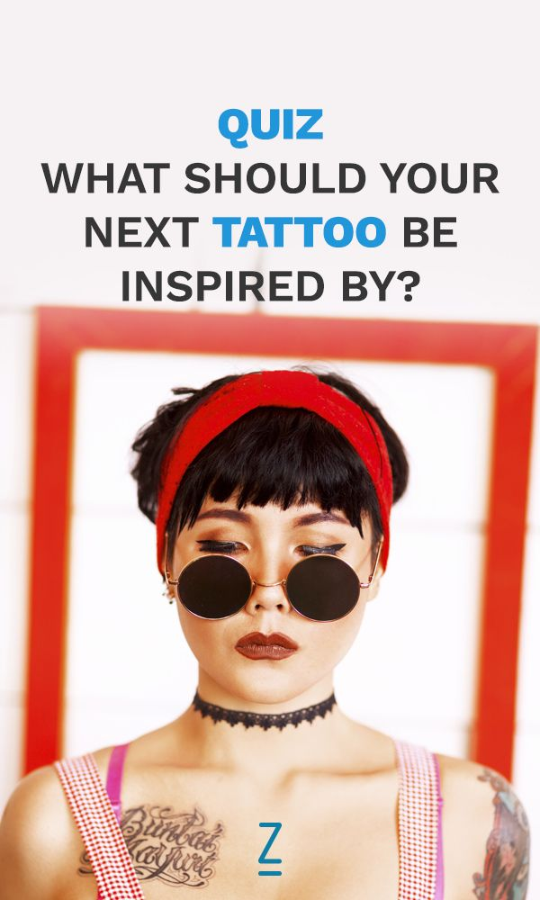 what should your next tattoo be inspired by tattoo and