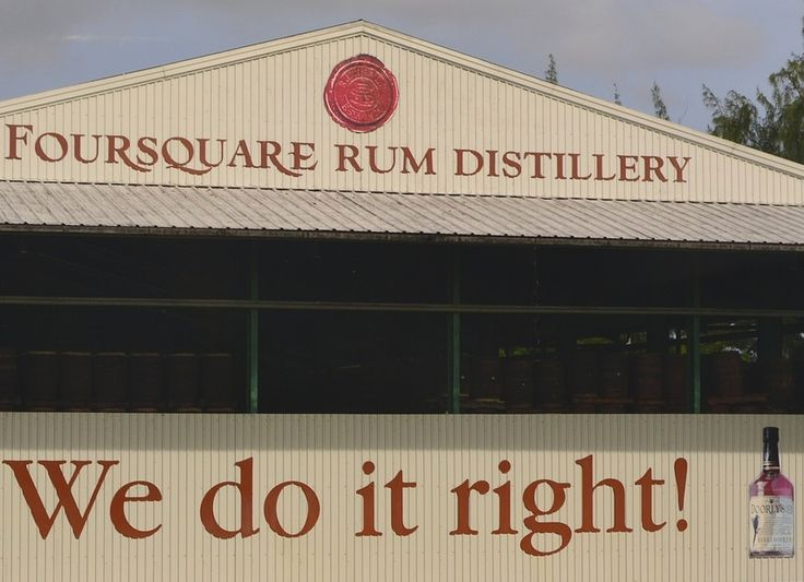 We highly recommend a visit to this incredible Barbados rum distillery.