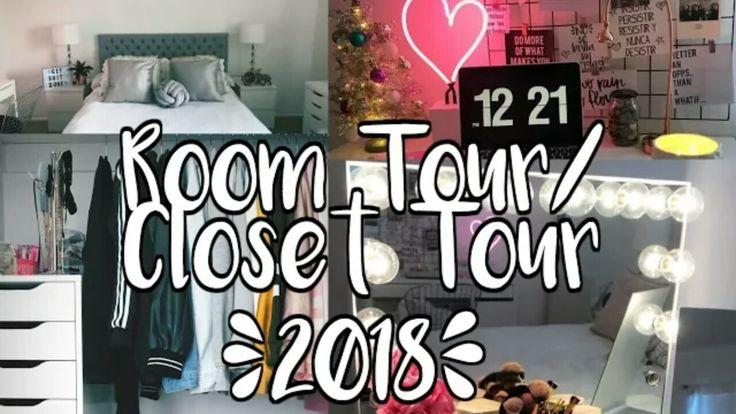 ROOM TOUR/CLÓSET TOUR | Nathaly Chalarca