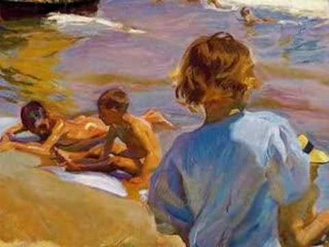 Un video de ensueño plagado de imágenes sugestivas, rebosantes de lirismo y sensualidad, de los grandes maestros del Impresionismo: Monet, Sorolla, Pissarro ...