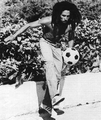 Bob Marley Soccer 1977