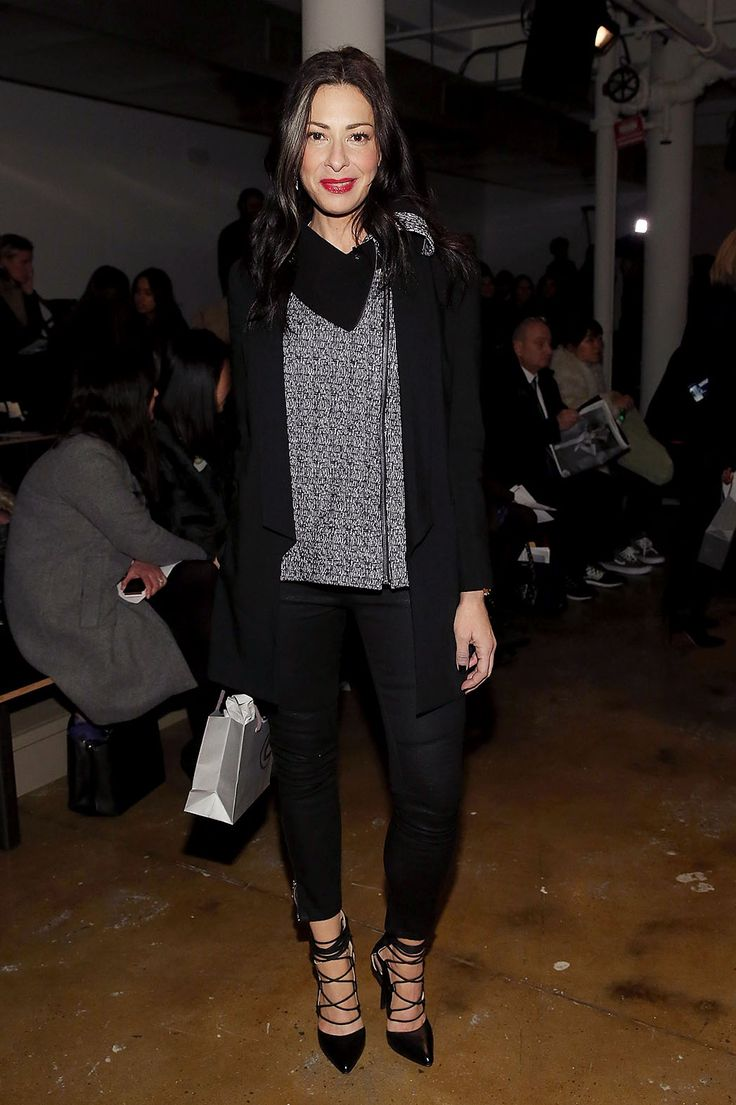 Stacy London Nyfw 2015 Outfit Inspo Pinterest New York New York Fashion And Galleries