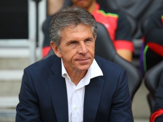 Southampton boss Claude Puel explains why he subbed Jake Hesketh after 34 minutes #EuropaLeague #Southampton #Football