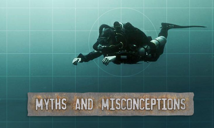 "This article explains several common myths and misconceptions surrounding rebreather diving, including: ""rebreathers are complex"" ""A rebreather is only a tool to be used on the rare occasions when the dive is beyond the capabilities of open circuit."" And more..."