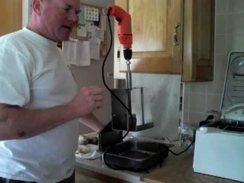 Ribbon fry potato cutter problems