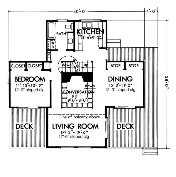 House Plan 98382 at FamilyHomePlans.com