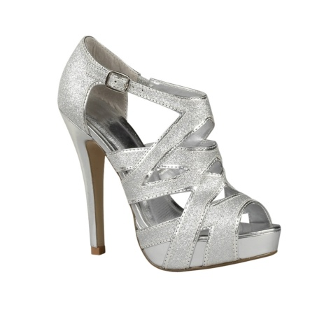 My heels for prom