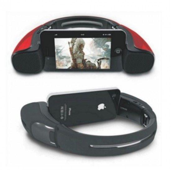 Audiomotion Mini X-9 Smartphone speaker stand