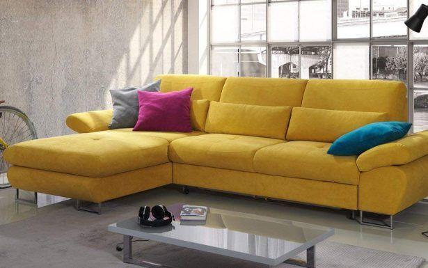 Schon Ecksofa Bestellen Sofa Design Gelbes Wohnzimmer Wohnzimmer Sofa