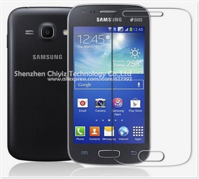 6 x High Quality Clear Glossy Screen Protector Film Guard Cover For Samsung Galaxy Ace 3 S7270 S7275 S7272 #Affiliate