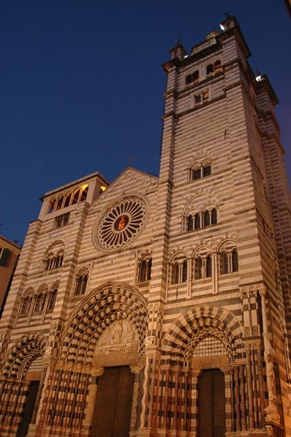 Cattedrale di San Lorenzo, Genova, Liguria - © Dario Grimoldi