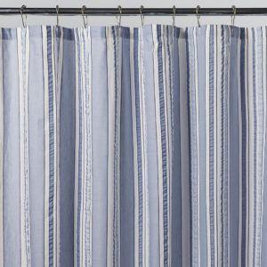 Ralph Lauren Shower Curtain Blue