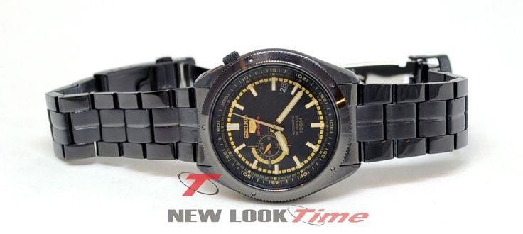 [Sub] Relógio Seiko 5 Sports Automático 24 Jewels 4r37ac/1 729.90 C.C. Marketplace Ttime