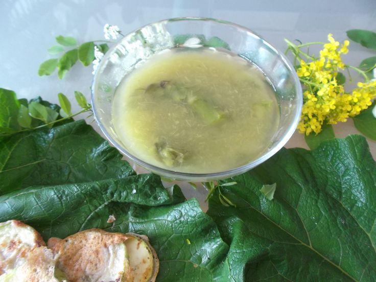 soup (asparagus)