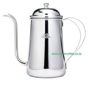 칼리타 드립 포트 호소구치 1.2L - Whatcoffee.co.kr - 칼리타,비알레띠,보덤,모카포트,드립용품,킨토 ::