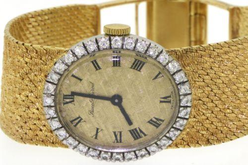 Omega Vs1f Gold Diamond 18k Details Elegant White 0ct About 1 8nOwk0P