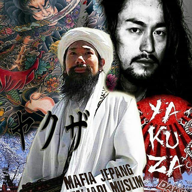 @dakwahremajaislam  . Dahulu Taki Takazawa adalah salah satu anggota tukang Tato dari kelompok mafia sindikat kejahatan yg paling ditakuti di Jepang Yakuza. . Penampilannya begitu menakutkan dengan rambut gondrong dan tubuh dipenuhi tato. Selama 20 tahun profesi itu digelutinya. Namun siapa sangka kini Takazawa berubah 180 derajat. Perubahan besar dalam hidup dialaminya setelah ia memutuskan untuk menjadi seorang Muslim . waktu itu perkenalan Takazawa dengan Islam berlangsung secara tidak…