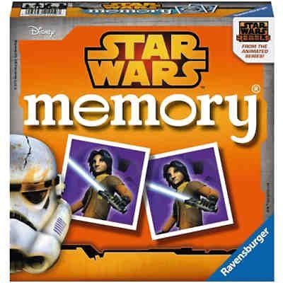 Lustige Kinderspiele Star Wars Rebels memory®