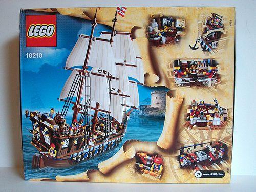 LEGO 10210 Imperial Flagship - Box art | Flickr - Photo Sharing!