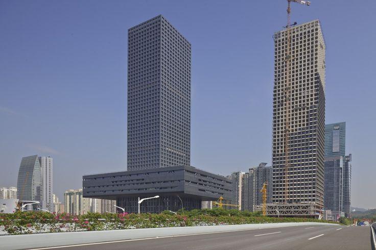 Shenzhen Stock Exchange HQ / OMA