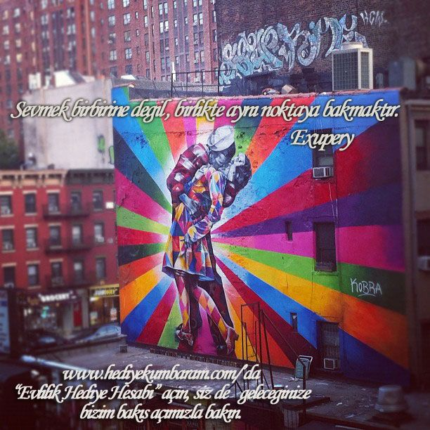 Sevmek birbirine değil, birlikte aynı noktaya bakmaktır.   Exupery  www.hediyekumbaram.com/'da Evlilik Hediye Hesabı açın, siz de geleceğinize bizim bakış açımızla bakın.