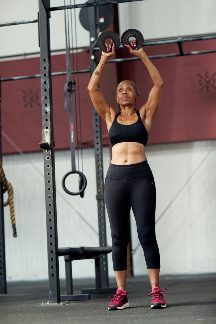 Meet Ernestine Shepherd. She's a personal trainer, professional model, competitive bodybuilder, and she's 81 years old. In 2010, she was crowned the World's Oldest Performing Female Bodybuilder by Guinness. Today, we caught up with her and asked a few questions about her fitness career and what keeps her determined, dedicated and disciplined to be fit.  I first got into fitness with my sister, Mildred Blackwell, when I was 56 years old. We went swimsuit shopping one day and were unhappy…