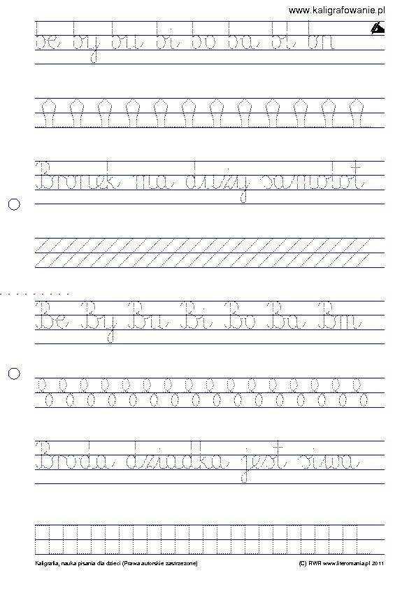 Pisanie - zestaw 1 | Kaligrafia, nauka pisania dla dzieci, szablony do nauki pisania liter do wydruku, szlaczki, sudoku, rysowanie, nauka li...