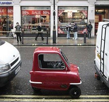Ripley's Believe It Or Not: World's Smallest Car