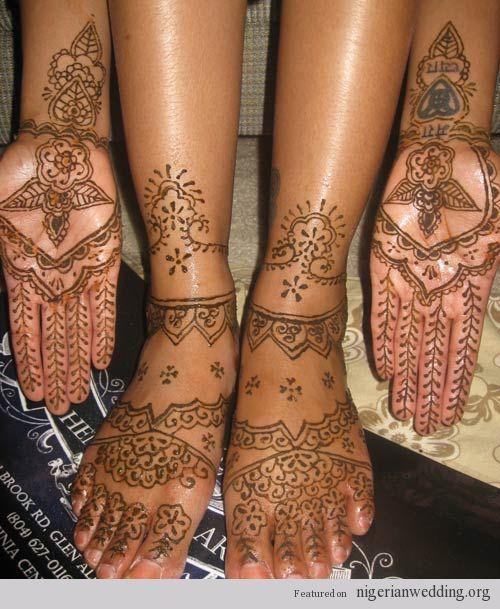 17  images about henna  nigerian muslim brides on