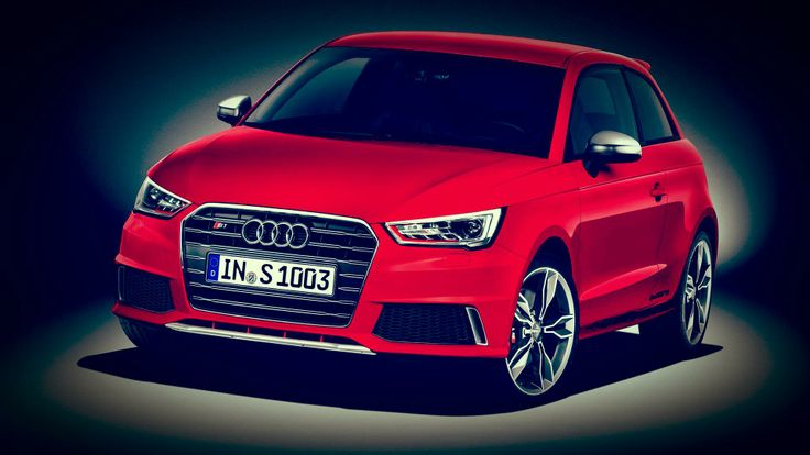 2015 Audi S1 high performance 2015 Audi S1 Sporty