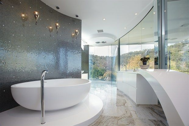 The bathroom of a house I just saw on Grand Designs [620 x 410] [OS] - Imgur