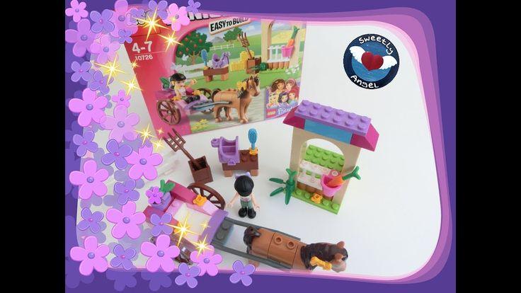 LEGO Juniors 10726 - Stephanies Pferdekutsche / horse-drawn carriage