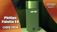Philips Fidelio E6 Wireless Surround 5.1 Speakers