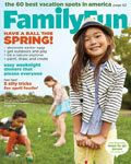 Hurry, Family Fun is only 3.75/1 Year! It makes a great Mother's Day present that last all year long.