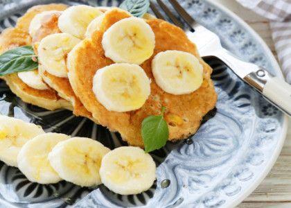 Enkel och nyttig bananpannkaka | MåBra - Nyttiga recept