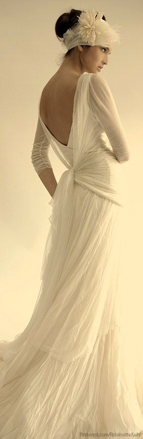 Esquisite & Retro Vintage Gown by Cortana -- Go here for your Dream Wedding Dress and Fashion Gown! https://www.etsy.com/shop/Whitesrose?ref=si_shop