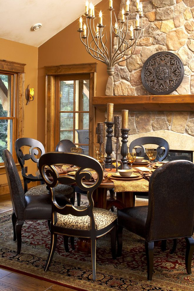 138 Best Images About DINING ROOMS On Pinterest