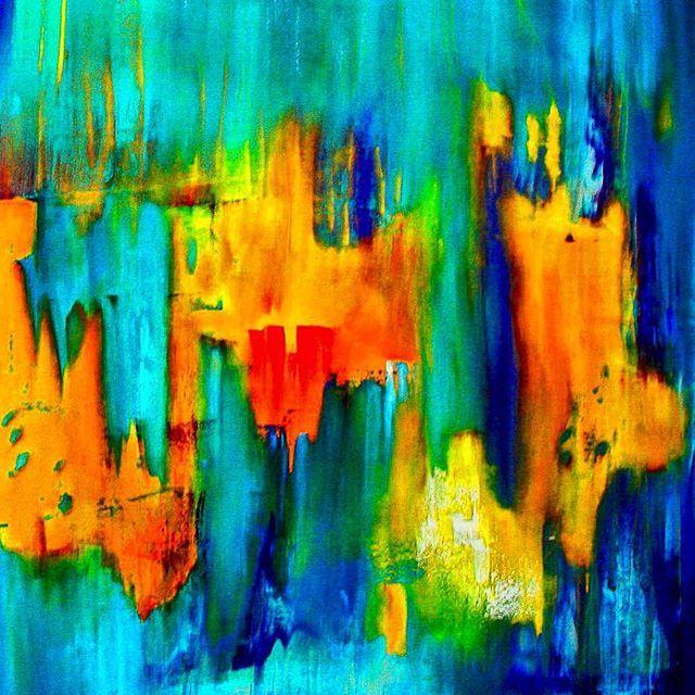@josefinakunstler #detail #bigcanvas #painting #artwork #abstract #art #expressionism #womanartist #commissionedart #artecomisionado #arte #medellin