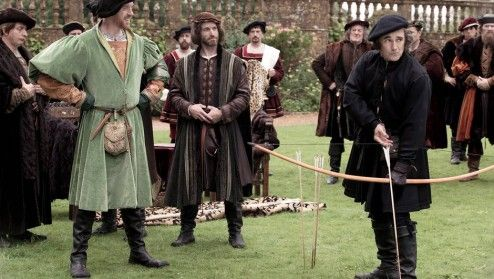 #WolfHall : superbe #série sur #ThomasCromwell et #HenryVIII