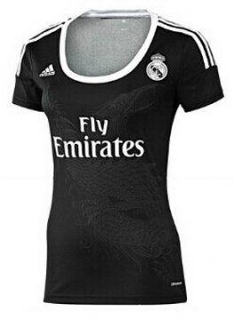 Equipacion Real Madrid Mujer tercera 2014-2015