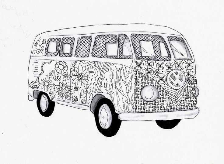 84 best bus malbuch images on pinterest car drawings coloring books and coloring pages. Black Bedroom Furniture Sets. Home Design Ideas