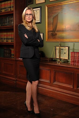 "Stephanie March, a.k.a. A.D.A. Alexandra ""Alex"" Cabot. I absolutely love her! Best A.D.A SVU's ever had!"