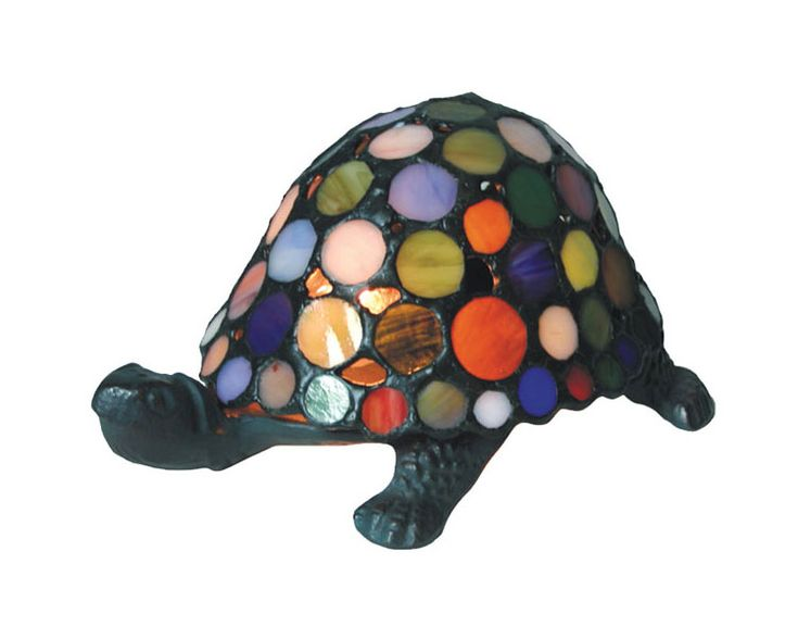Buy G & G Bros Group's Rainbow Tiffany Turtle Lamp - TL-816/MC at OnlineLighting.com.au. Visit our online store today or call us at 1300 791 345!